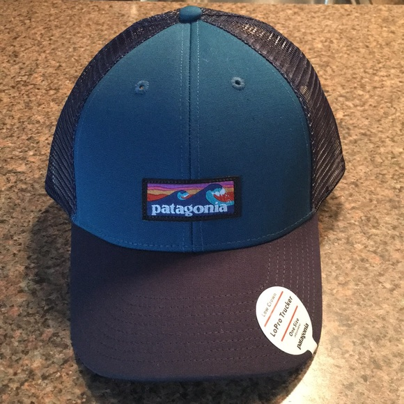 1e8cba6bc04 Patagonia LoPro Trucker Hat